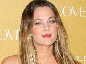 Drew Barrymore a the COVERGIRL 50th Anniversary Celebration in West Hollywood 