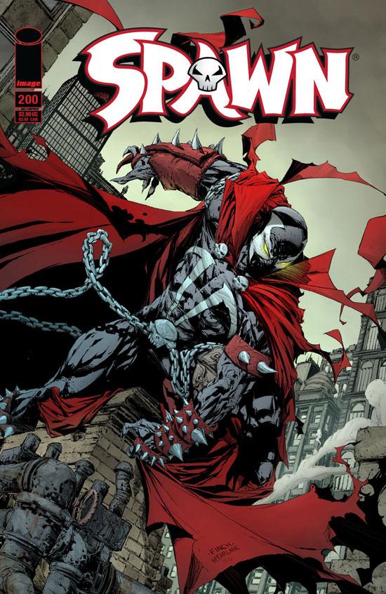 'Spawn' #200, Image Comics