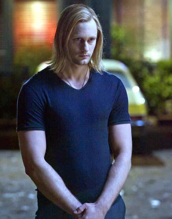 Alexander long hair