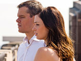 Matt Damon and Emily Blunt in &#39;The Adjustment Bureau&#39;