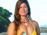 Julie Wolfe in Survivor Redemption Island