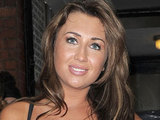 Lauren Goodger is forced to make a premature exit from Movida nightclub
