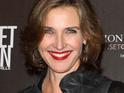 "Brenda Strong claims that her character on TNT's Dallas is ""grounded and earthy""."