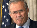 "A rep for Donald Rumsfeld calls a Good Wife plotline a ""non-starter""."