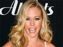 Kendra Wilkinson reveals she's yet to receive an invitation to former beau Hugh Hefner's wedding.