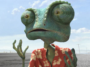 Still from 'Rango'