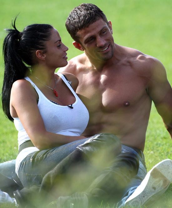 In Pictures: Katie Price and Alex Reid