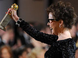 Annette Bening won 'Best Actress (Musical or Comedy)' for 'The Kids Are All Right'.