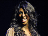 Alexandra Burke performing in Dublin