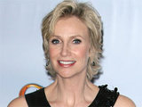 Jane Lynch attending the 68th Annual Golden Globe Awards