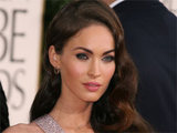 Megan Fox makes an appearance at the 68th Annual Golden Globe Awards held in Los Angeles