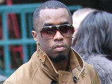 P. Diddy aka Sean Combs outside the ITV Studios in London