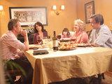 House: S07E09 - House, Wilson, Cuddy, Airlene