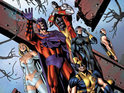 Marvel Comics announces that Jason Aaron will write this summer's X-Men event X-Men: Schism.