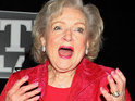 "Betty White eats ""hot dogs and French fries"" nearly every day."