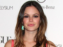 A source close to Rachel Bilson denies claims that she has split with Hayden Christensen.