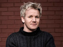 "Gordon Ramsay says that he is ""60% to 70%"" recovered from a ""hair disaster""."