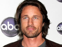 Off The Map star Martin Henderson reveals that he avoids topless scenes so he can drink beer.