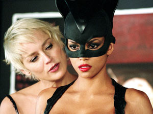Halle Berry as Patience Phillips in 'Catwoman'