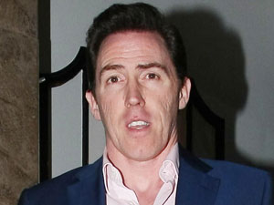 Rob Brydon at The Radio Times Covers Party 2011