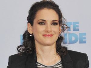 Winona Ryder at the photocall for 'The Dilemma' at the Hotel Adlon in Berlin
