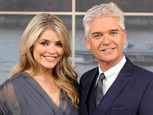 Holly Willoughby and Phillip Schofield from 'This Morning'