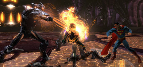 Gaming Review: DC Universe Online