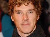 Benedict Cumberbatch at the National Television Awards