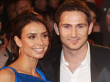 Christine Bleakley and Frank Lampard at the National Television Awards