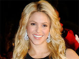 Shakira arrives at the NRJ Music Awards held in Cannes, France