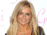 Geri Halliwell at a press launch for Next, at The Savoy Hotel