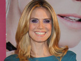 Heidi Klum, the new face of 'Astor' promoting in Hamburg