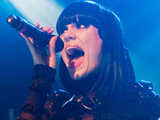 Jessie J performs at MTV&#39;s &#39;Brand New For 2011&#39; show