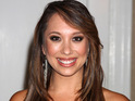 Cheryl Burke says that she doesn't usually know the people she is partnered with on Dancing with the Stars.