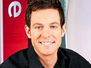 One Show presenter Matt Baker