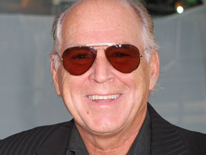 Singer Jimmy Buffett