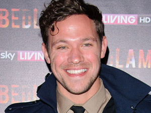 Will Young at the Bedlam TV show launch at the British Academy London