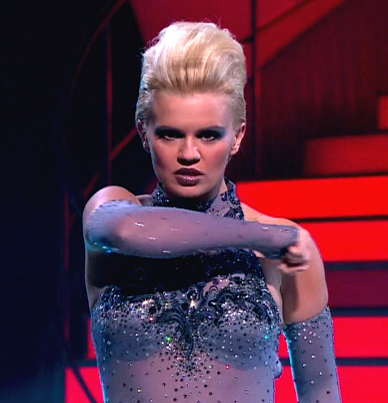 kerry katona dancing on ice. Kerry Katona - Dancing On Ice: