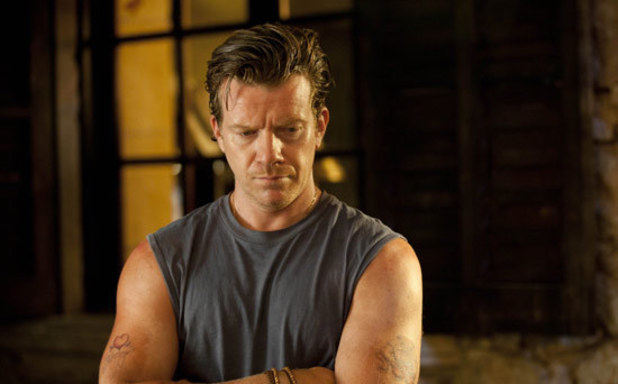 Max Beesley from Mad Dogs