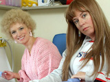 Jane Turner and Gina Riley, Kath and Kim
