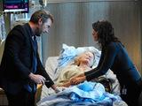 House: S07E11: House, Cuddy and Arlene