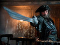 John Myhre discusses designing a lair for Blackbeard in Pirates Of The Caribbean 4.