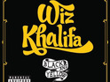 Wiz Khalifa leads the US Hot 100 singles chart with 'Black And Yellow'.