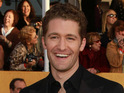 Matthew Morrison confirms that he has recorded a duet with Sting for his new album.