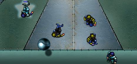 Gaming Preview: Speedball 2: Evolution