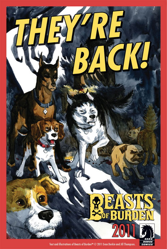 The Beasts Of Burden 2011