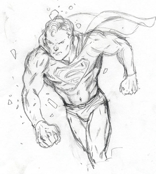 Jeff Smith Superman