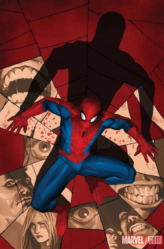 Spider-Man Fear Itself