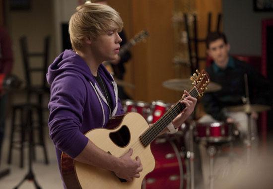 Glee: S02E13: Comeback