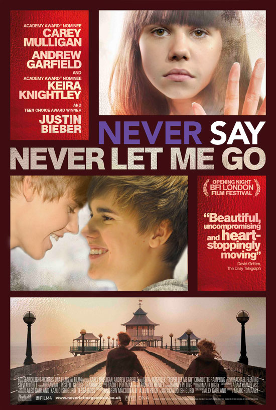 Never Say Never Let Me Go